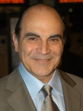 Photo of David Suchet