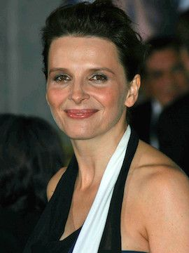 Photo of Juliette Binoche