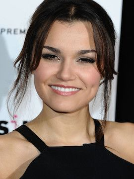 Photo of Samantha Barks