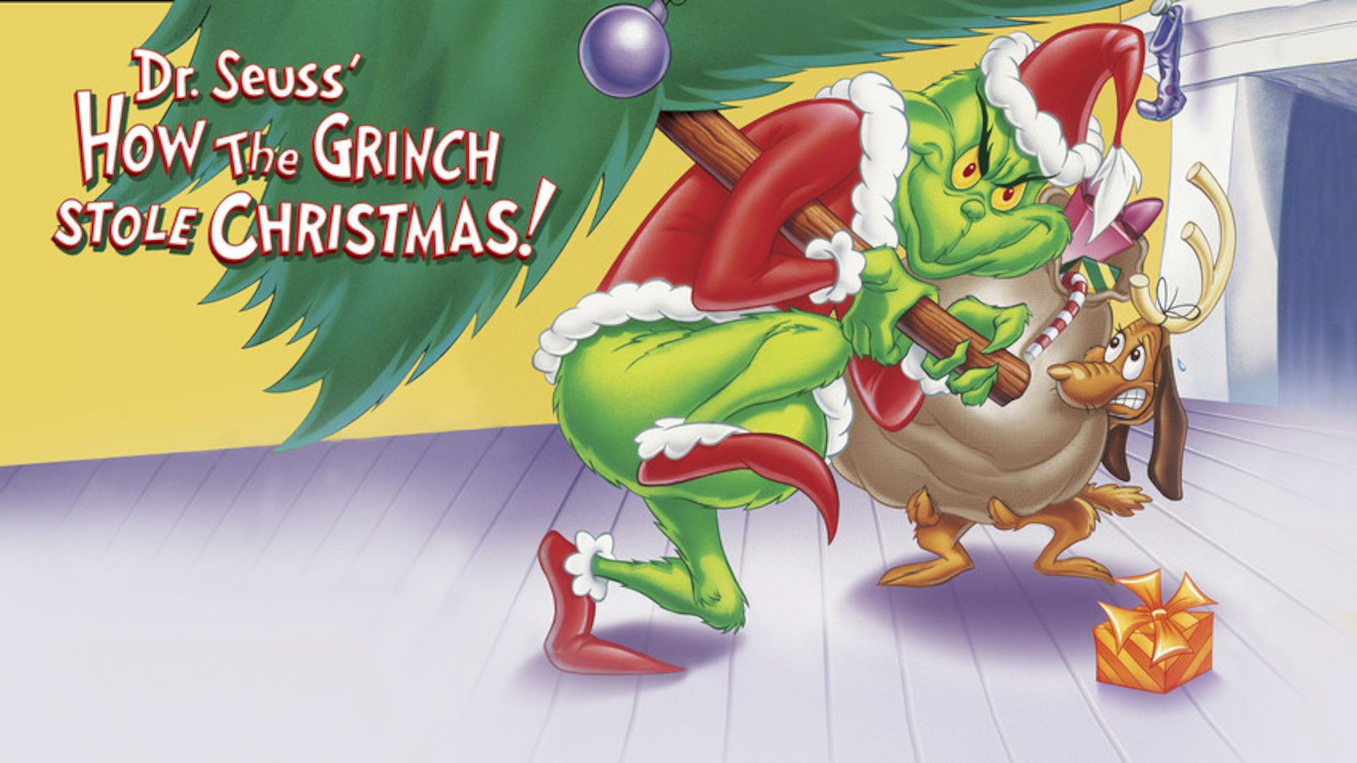 Photo for How the Grinch Stole Christmas