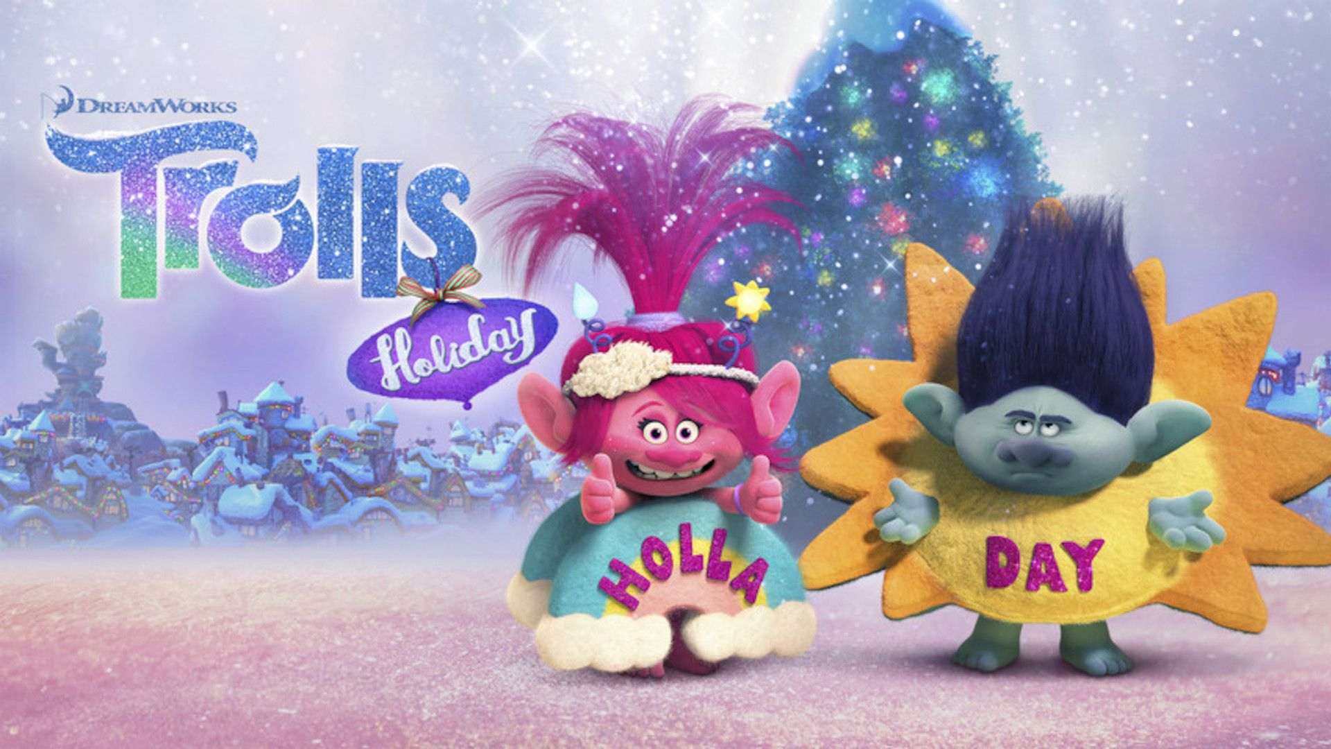 Photo for Dreamworks Trolls Holiday