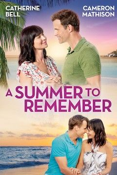 A Summer to Remember movie poster.