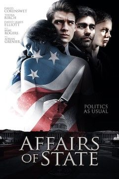 Affairs of State movie poster.