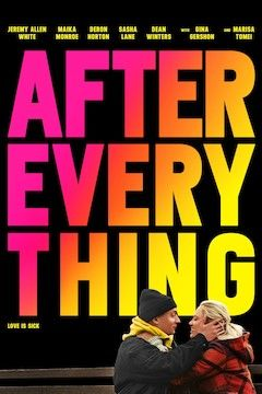 After Everything movie poster.