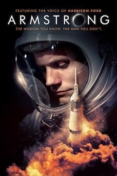 Armstrong movie poster.
