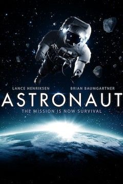 Astronaut: The Last Push movie poster.
