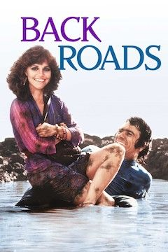 Back Roads movie poster.