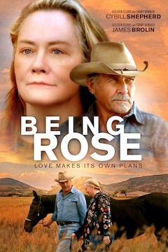 Poster for the movie Being Rose