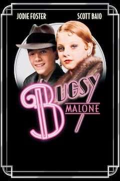 Bugsy Malone movie poster.