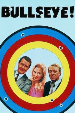 Bullseye! movie poster.