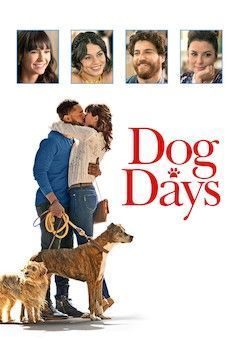 Dog Days movie poster.