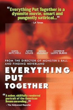 Poster for the movie Everything Put Together