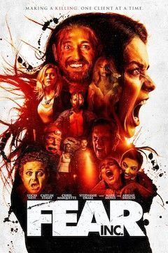 Fear, Inc. movie poster.