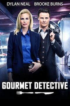 Gourmet Detective movie poster.