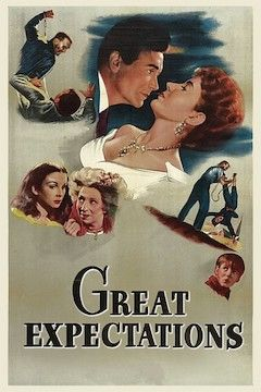 Great Expectations movie poster.