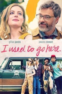 I Used to Go Here movie poster.