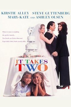 It Takes Two movie poster.