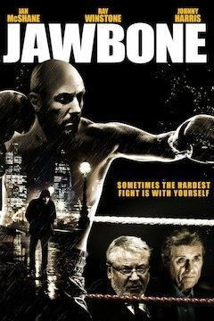 Jawbone movie poster.