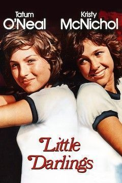 Little Darlings movie poster.