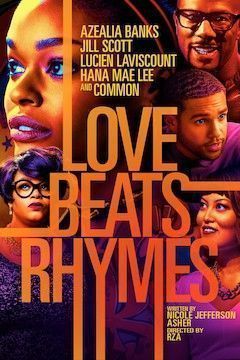 Love Beats Rhymes movie poster.
