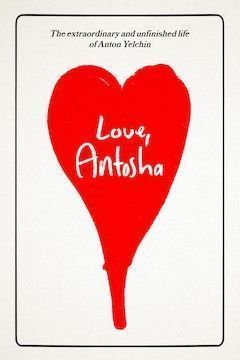 Love, Antosha movie poster.