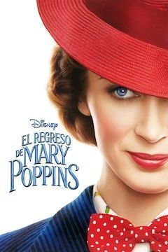Poster for the movie Mary Poppins Returns