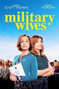 Military Wives movie poster.