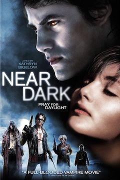 Near Dark movie poster.