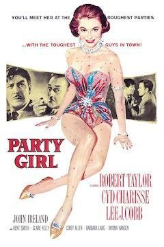 Party Girl movie poster.