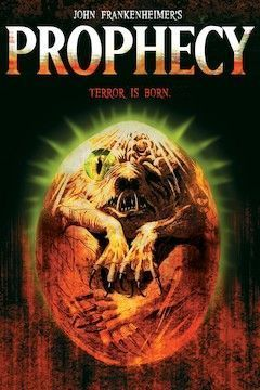 Poster for the movie Prophecy