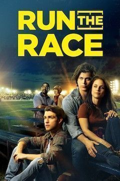 Run the Race movie poster.