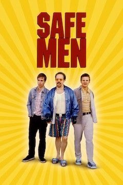 Poster for the movie Safe Men