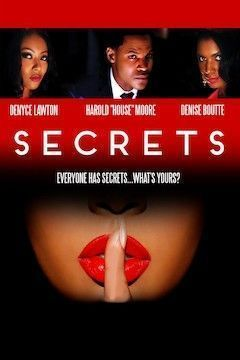 Secrets movie poster.