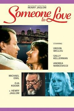 Someone To Love movie poster.
