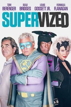 Poster for the movie Supervized