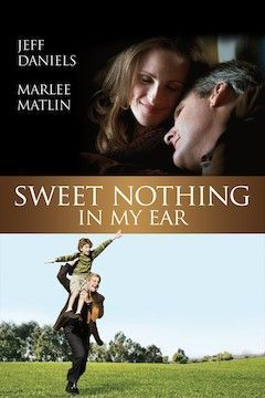 Sweet Nothing in My Ear movie poster.