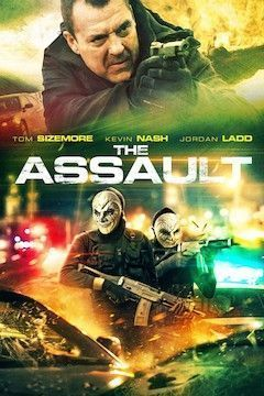 The Assault movie poster.