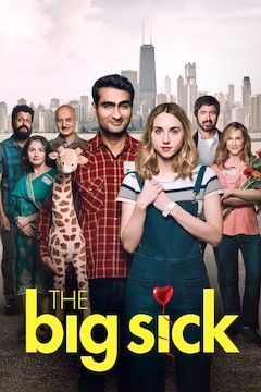 Poster for the movie The Big Sick