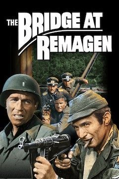 The Bridge at Remagen movie poster.