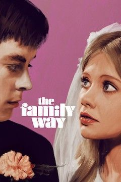 The Family Way movie poster.
