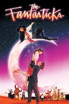 The Fantasticks movie poster.