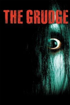 Poster for the movie The Grudge