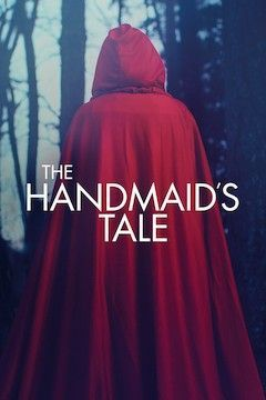 The Handmaid's Tale movie poster.