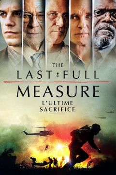 The Last Full Measure movie poster.