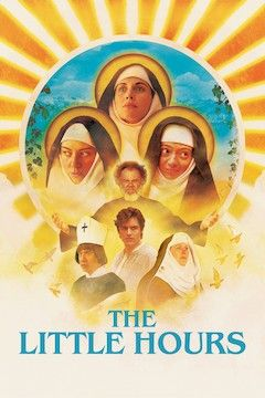The Little Hours movie poster.