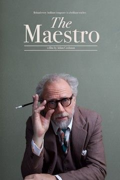 The Maestro movie poster.
