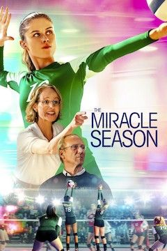 The Miracle Season movie poster.