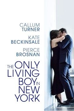 The Only Living Boy in New York movie poster.
