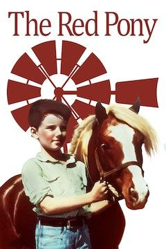 Poster for the movie The Red Pony