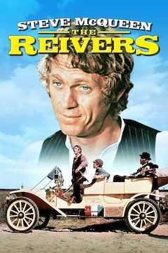 The Reivers movie poster.